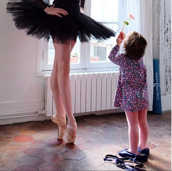 балерина Мері Хелен Бау