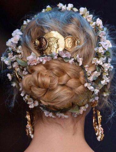 Beauty-ідеї для нареченої від Dolce & Gabbana