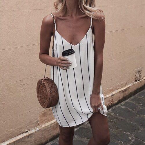Модные сарафаны на лето