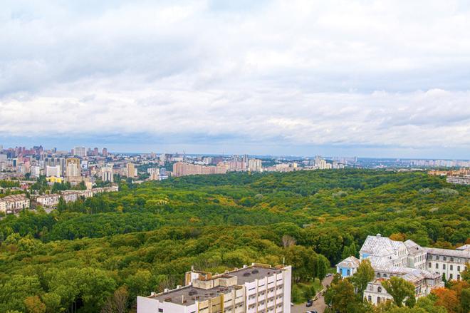 Інтроверт у великому місті: де усамітнитися в великих містах України