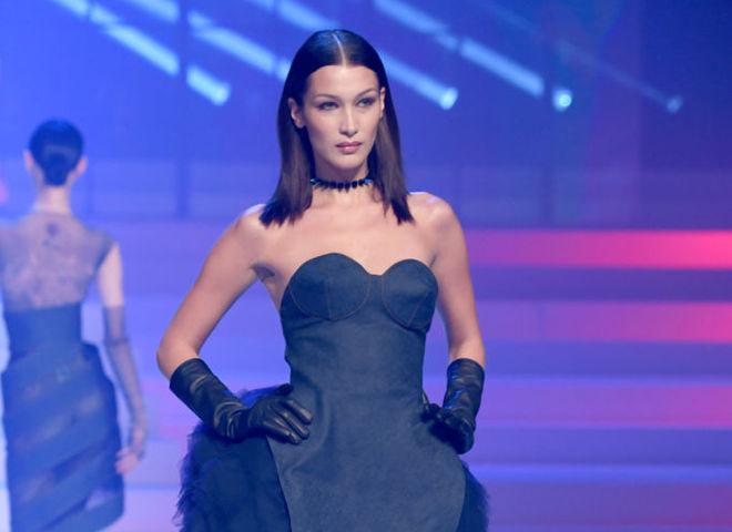 Гости показа Jean Paul Gaultier Haute Couture SS20