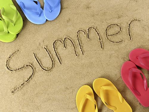 Прикольные картинки на лето!