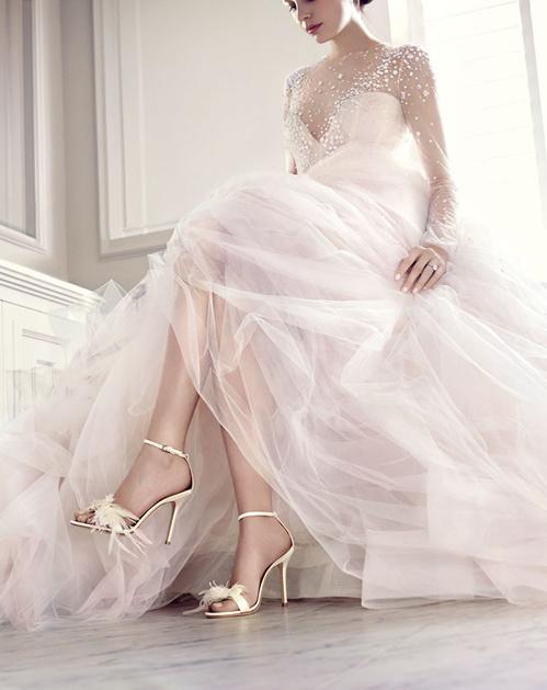 10 пар туфель, в которых стоит выйти замуж