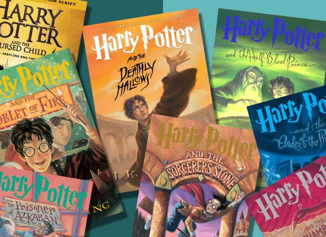 Интересные факты о Гарри Поттере