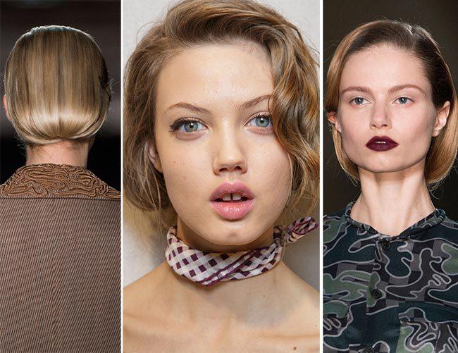 стрижки 2016 модные тенденции фото каскад каре