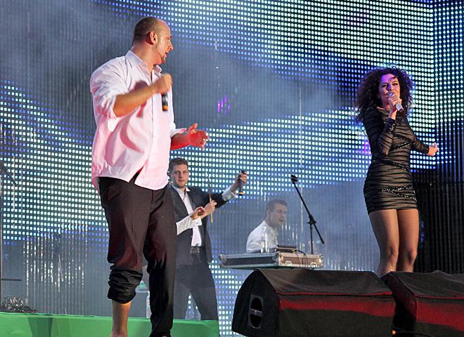 Концерт на Майдане