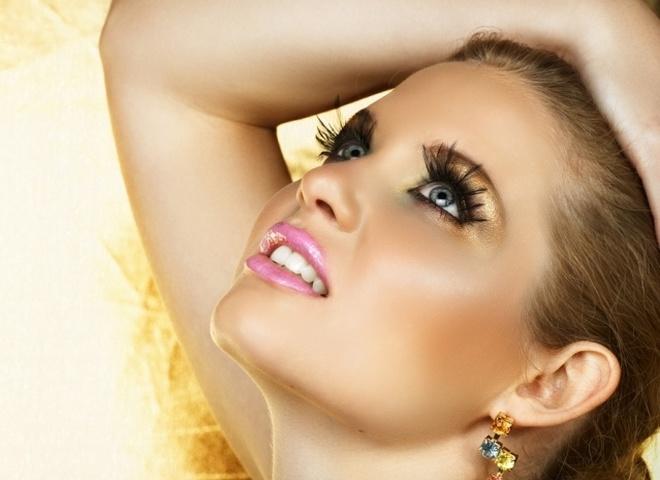 Сделай роскошный макияж на День Святого Валентина