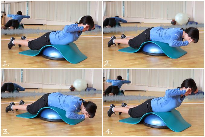 Як позбутися від болю в спині