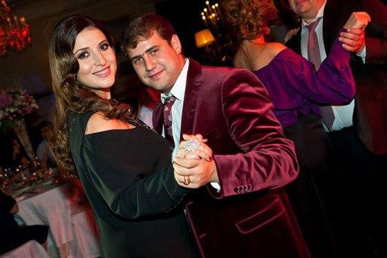 Жасмин и ее муж