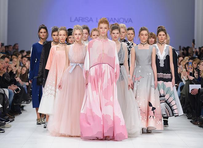 Колекція LARISA LOBANOVA FW17-18