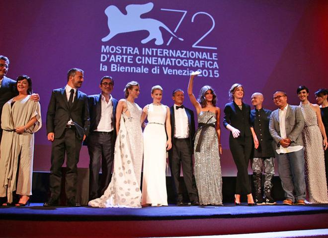 Венеціанський кінофестиваль 2015: відкриття