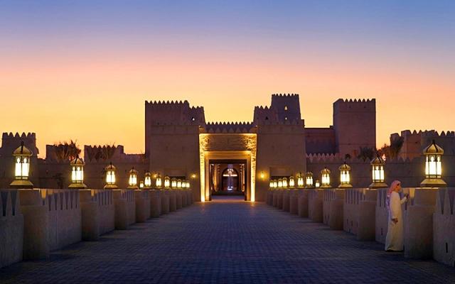 Готелі, в яких турист зобов'язаний провести ніч: готель Qasr Al Sarab