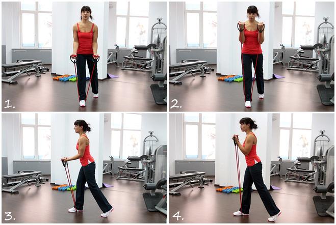 Укрепи руки - мастер-класс по фитнесу