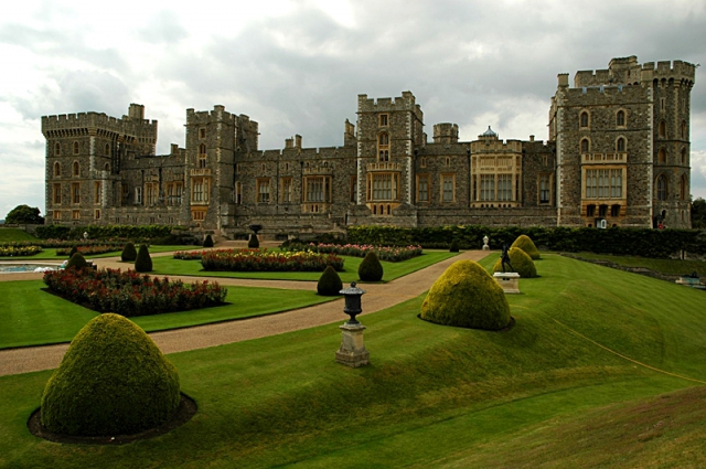 Замки Великобритании: Виндзорский замок