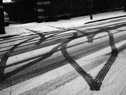 снежный креатив=)