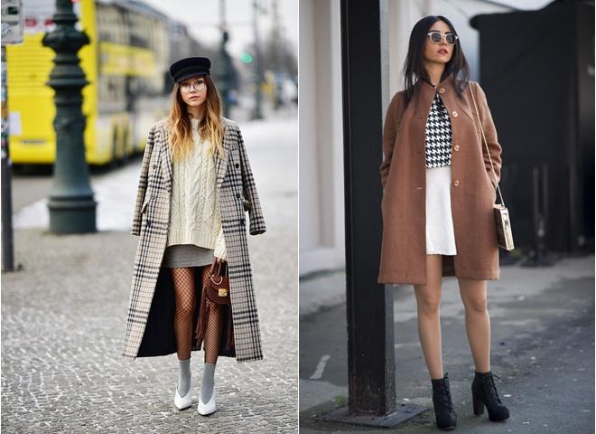 Як підібрати пальто за типом фігури
