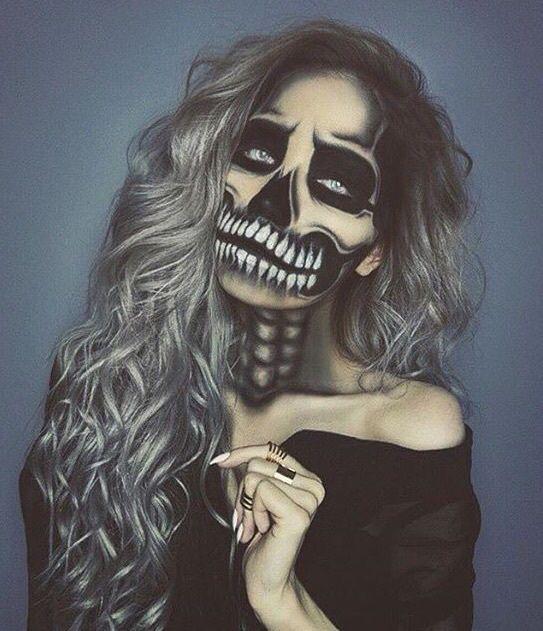 Прически на Хэллоуин 2017