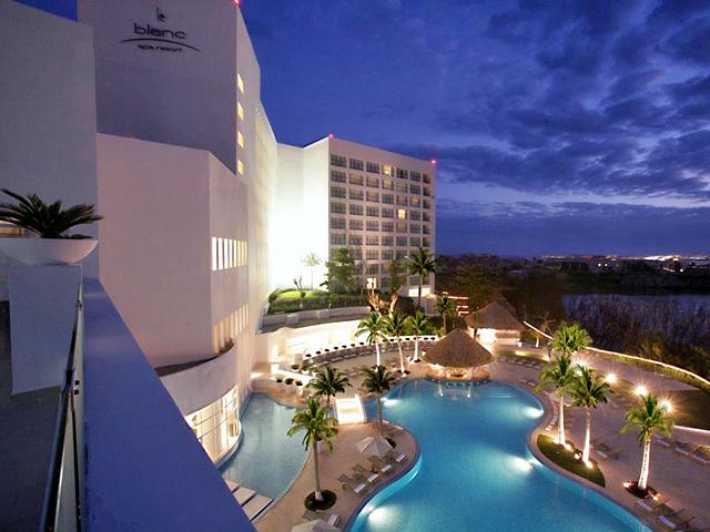 Le Blanc Spa Resort, Мехико