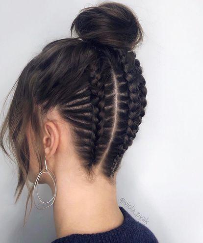 Легке плетіння — зачіска на Новий рік 2021