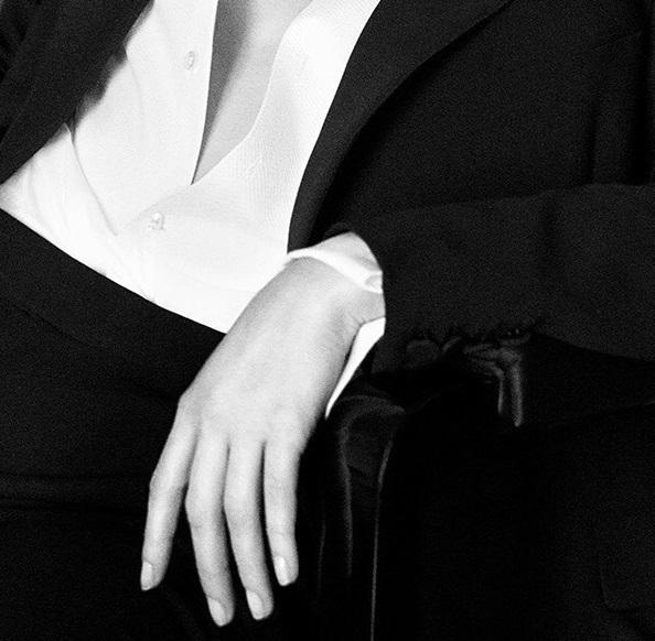 Джессика Честейн Ralph Lauren