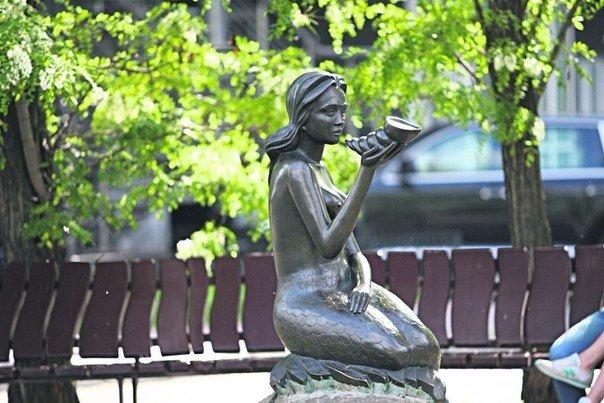 Интересные места Киева: Сад камней на Оболони