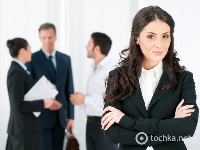 Поздравления с Днем босса, бизнес-леди