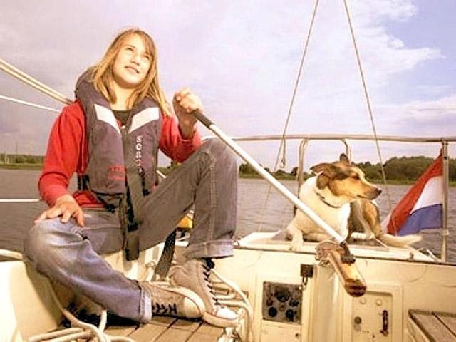 Жінки-мандрівниці: Лора Деккер