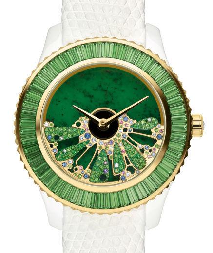 Елегантна геометрія в новому годиннику Dior VIII