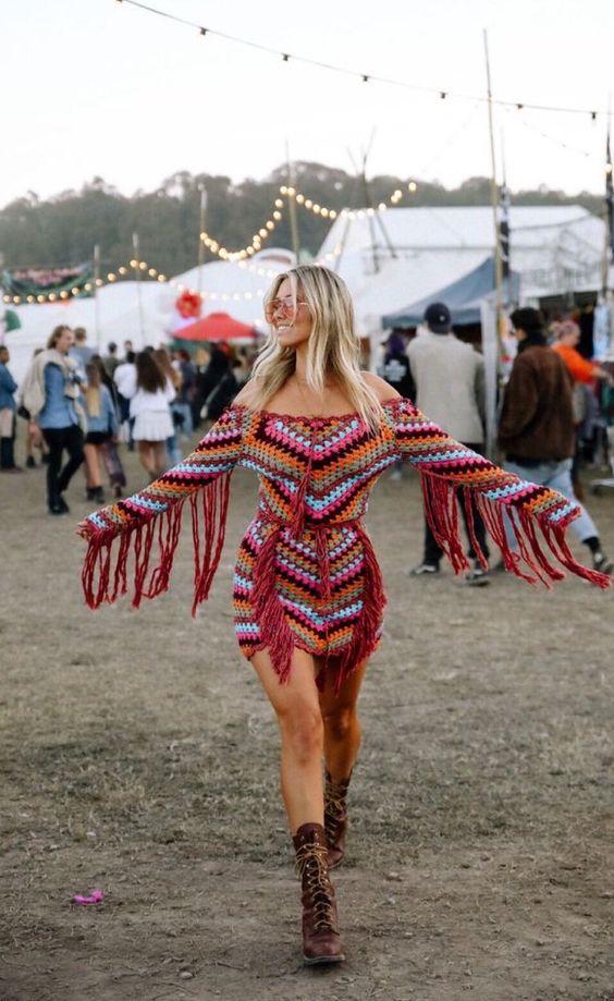 Коачелла в городе: 15 нарядов с фестиваля, которые можно носить каждый день