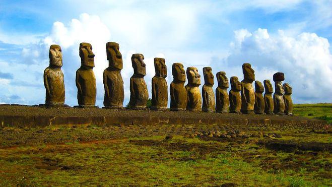 Самое загадочное место в мире: остров Пасхи