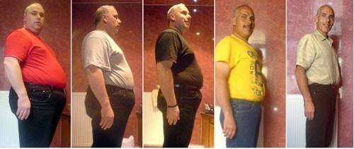 История борьбы с лишним весом