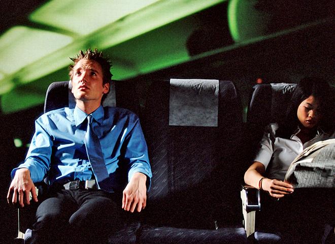 Боюся літати