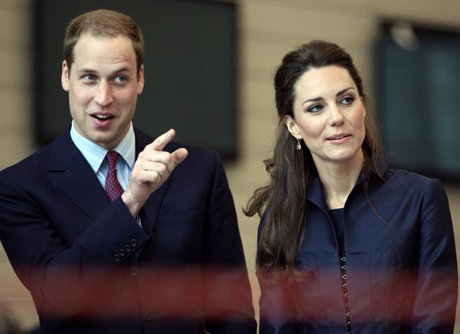 Принц Вільям та Кейт Міддлтон