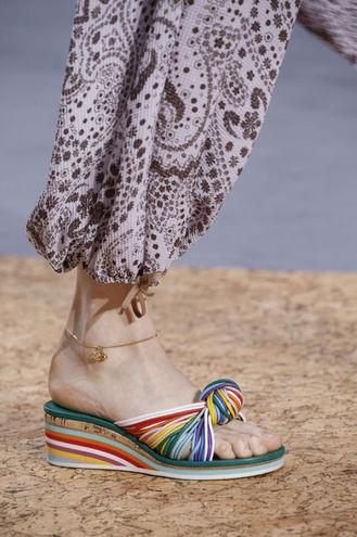 Модне взуття 2016: кольори веселки