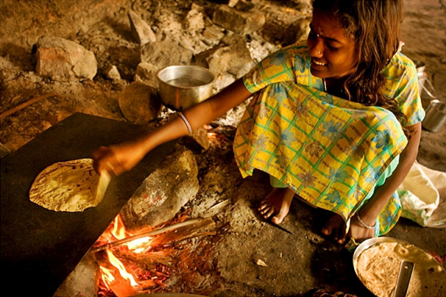 10 блюд, которые вы обязаны попробовать в Индии: Чапати