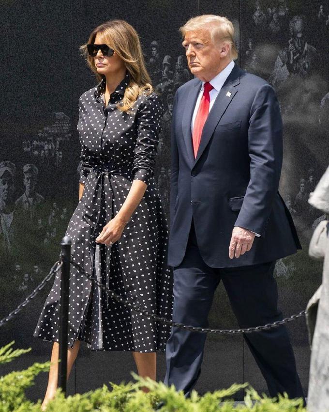 Меланія Трамп