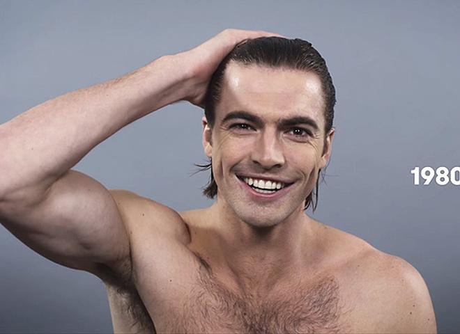 Эволюция мужской красоты