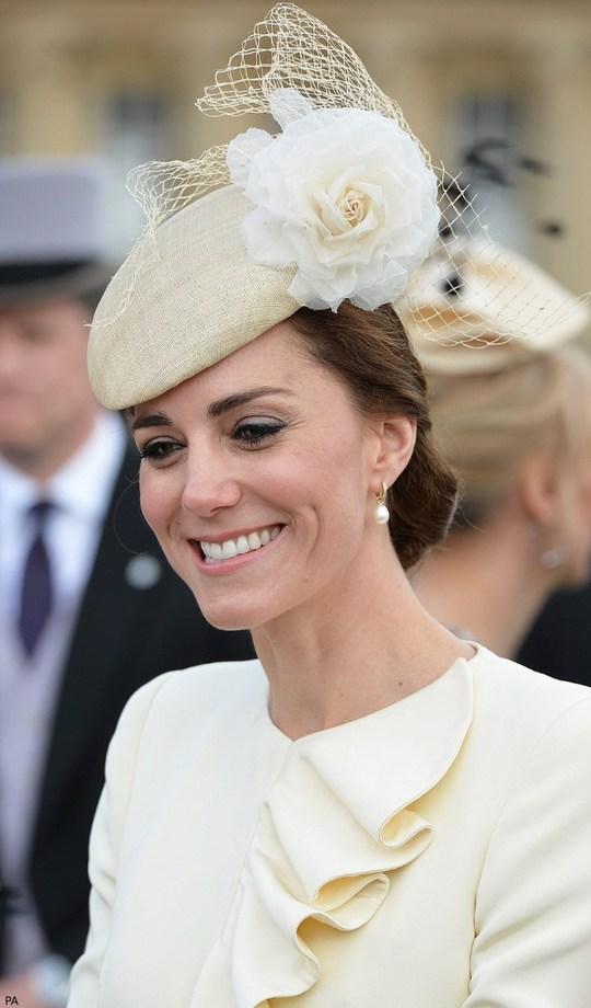 Гардероб герцогині: 10 капелюшків Кейт Міддлтон