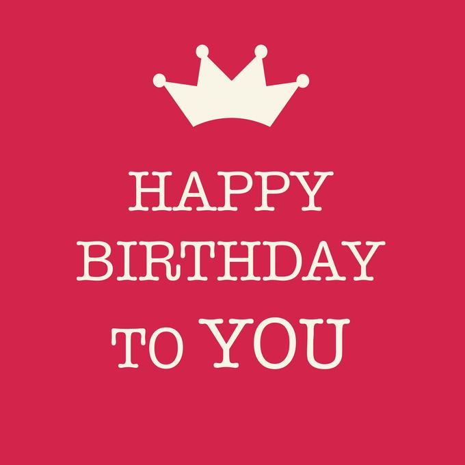 Привітання з днем народження для подруги
