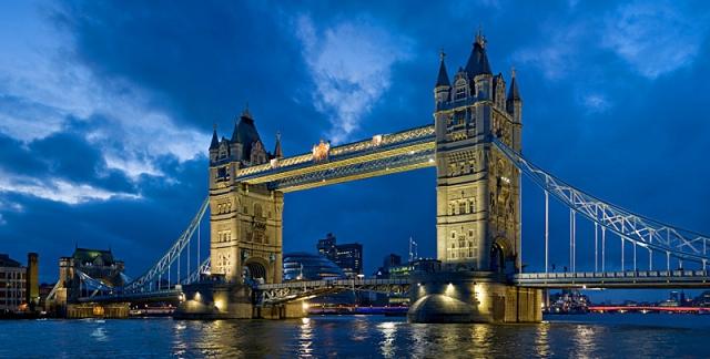 Лондон за два дні: Тауерський міст