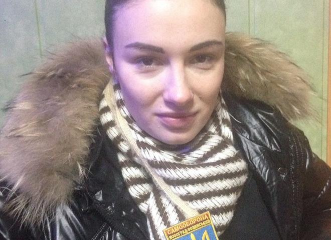 Анастасия Приходько