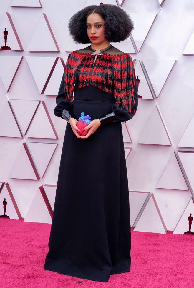 """Худшие наряды """"Оскара-2021"""""""