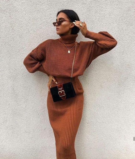 Модные юбки на осень 2019