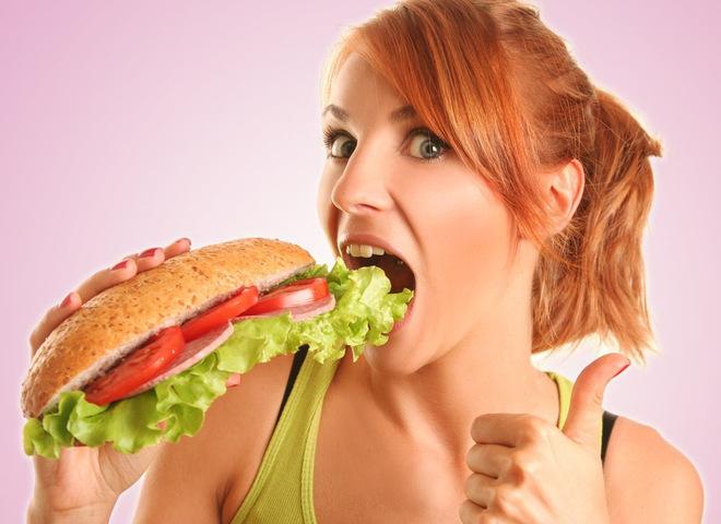Фрукты и овощи лучшие друзья девушек и женщин с непослушным аппетитом