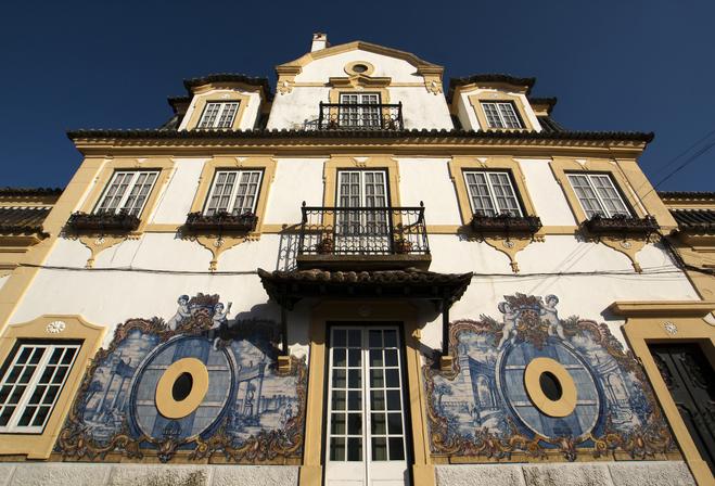 ТОП-5 городов в часе езды от Лиссабона