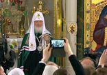 Владимир Путин посетил московский Сретенский монастырь  [25.05.2015]
