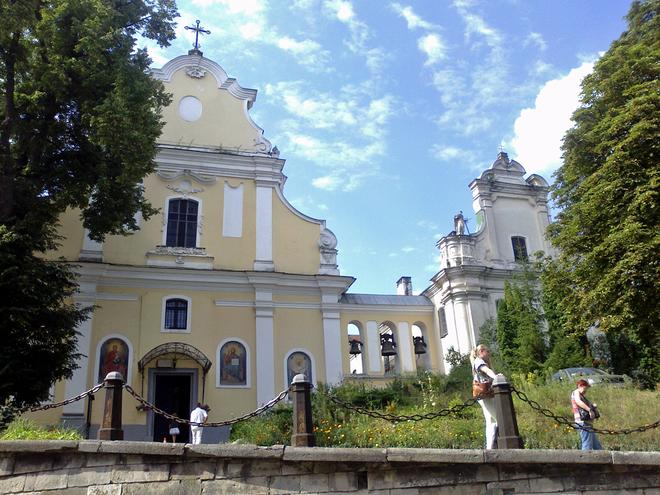 Куди поїхати на Великдень: Собор Покрови Пресвятої Богородиці (Львів)