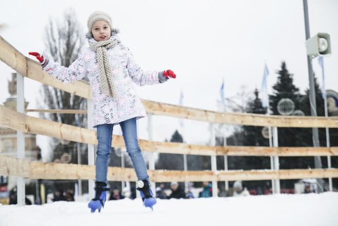 Новости города: Киевский ВДНХ превратят в парк зимних развлечений
