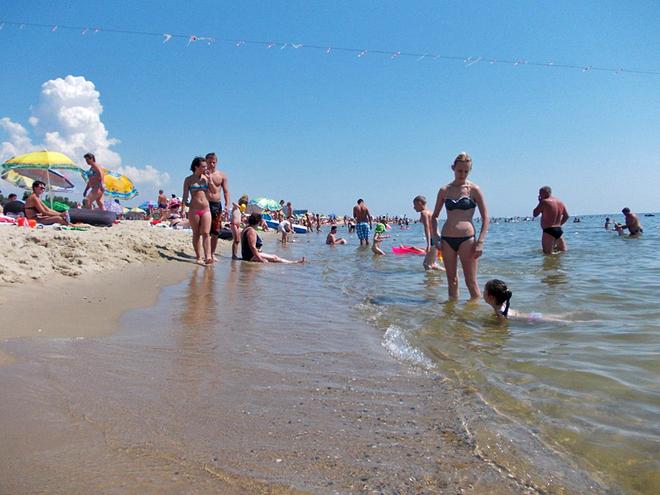 Где отдохнуть в Одесской области: Затока