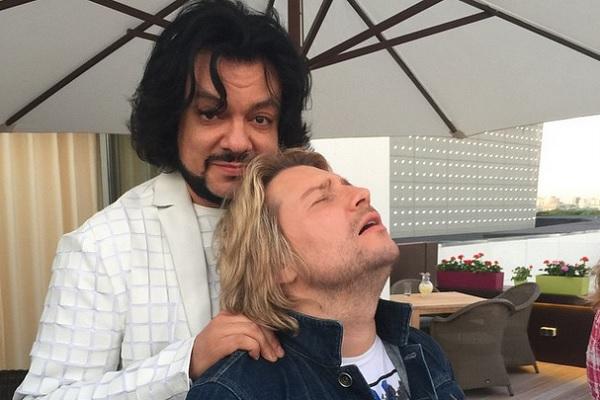 Филип Киркоров и Николай Басков